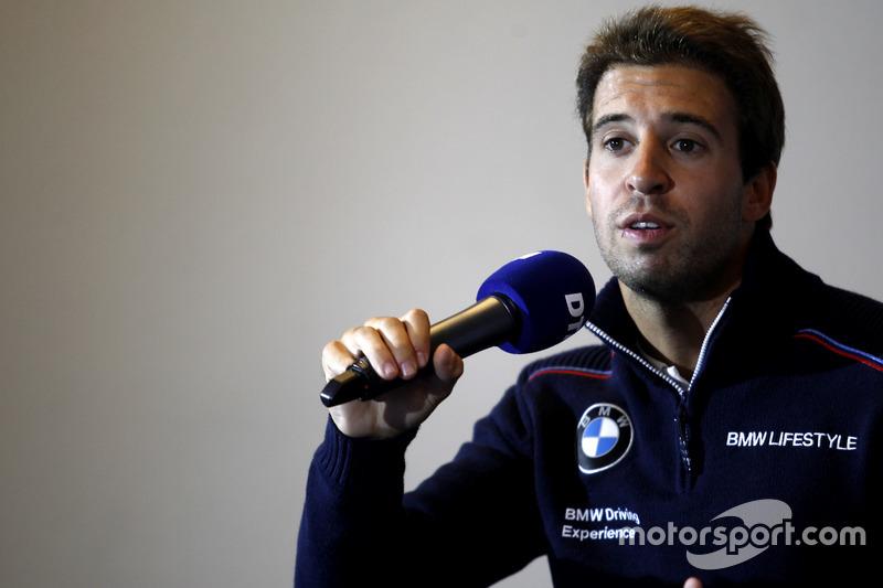 Press Conference: António Félix da Costa, BMW Team Schnitzer, BMW M4 DTM