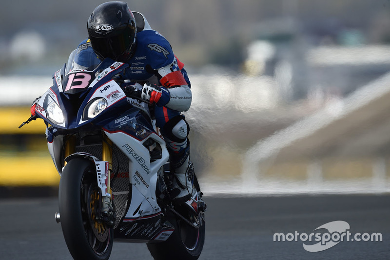 #13 BMW: Mathieu Gines, Kenny Foray, Alessandro Polita, Lukas Pesek