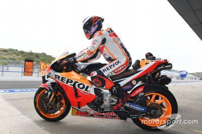Jerez May testing