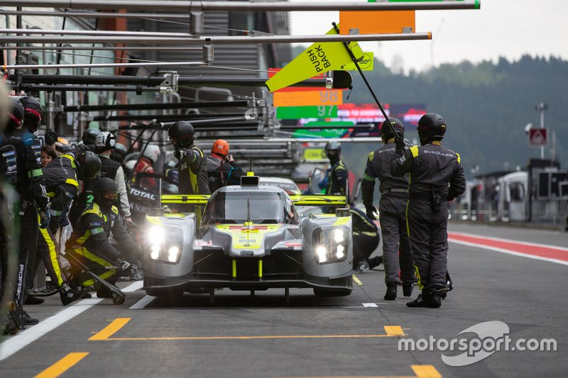 #4 ByKolles Racing Team Enso CLM P1/01 - Gibson: Oliver Webb, Tom Dillmann, Paolo Ruberti