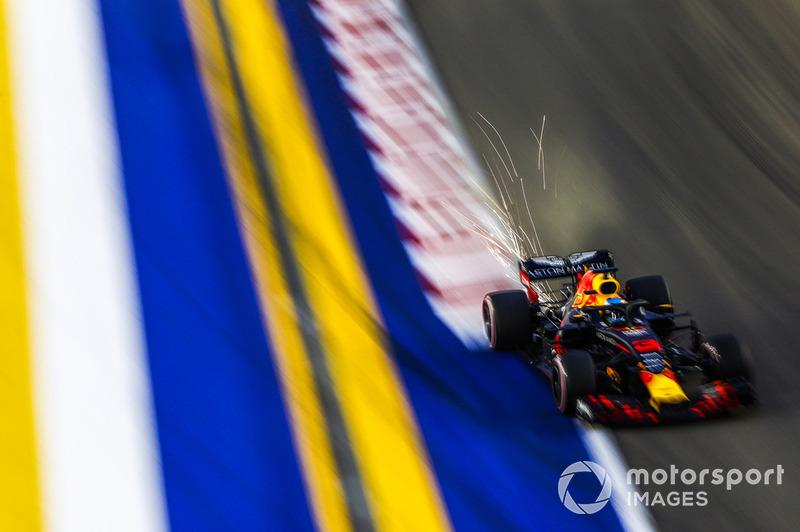 6: Даниэль Риккардо, Red Bull Racing RB14