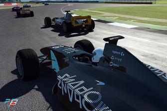 Classic McLaren F1 cars, MP4-13-shadow