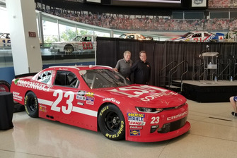 Bill Elliott, GMS Racing