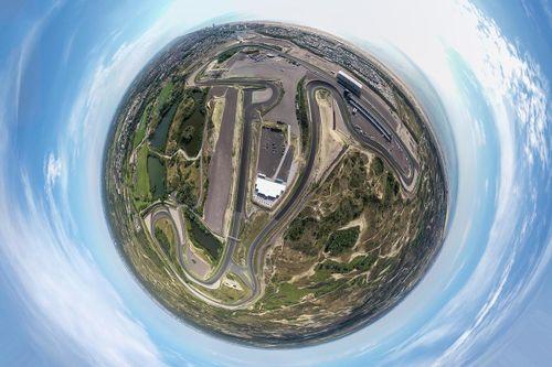 Apertura Circuito Zandvoort