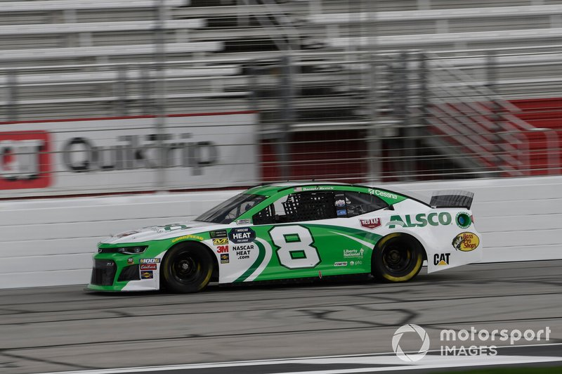 28. Daniel Hemric, Richard Childress Racing, Chevrolet Camaro Red Kap / Alsco