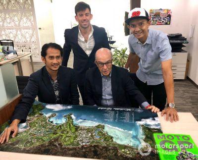 Indonesië GP presentatie