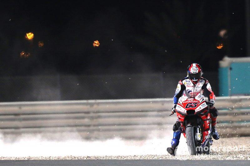 "<img src=""https://cdn-1.motorsport.com/static/custom/car-thumbs/MOTOGP_2019/NUMBERS/63.png"" width=""50"" /> Francesco Bagnaia - Abandon"