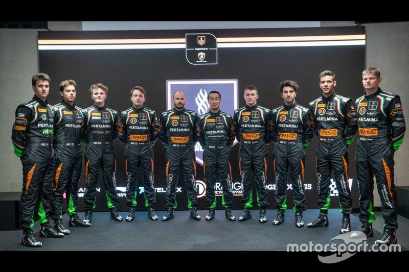 I piloti dell'FFF Racing Team 2019