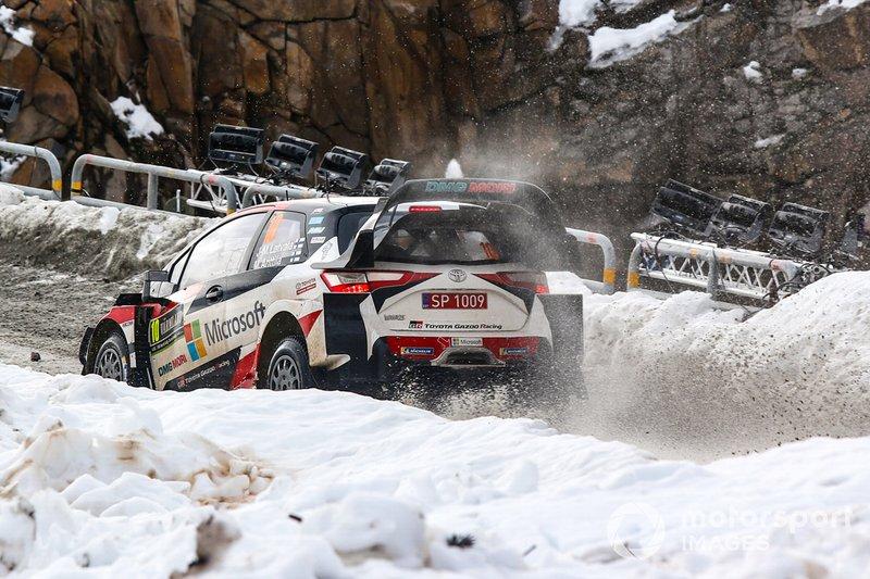 WRC (Rally Mexico)