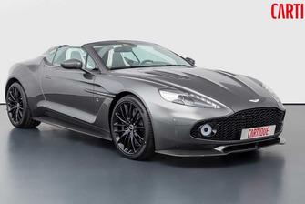 Aston Martin Vanquish Zagato Spedster