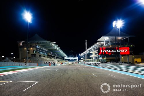Liveblog - De eerste vrije training voor de Grand Prix van Abu Dhabi