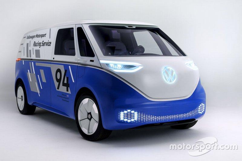 Volkswagen I.D. BUZZ у лівреї Пайс-Пік