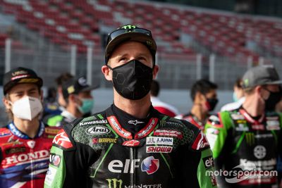 WSBK-Test in Barcelona