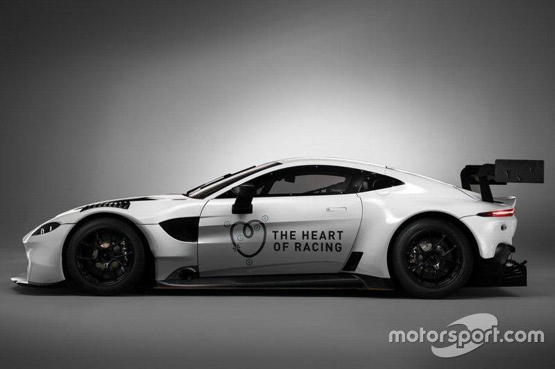 Annuncio Heart of Racing