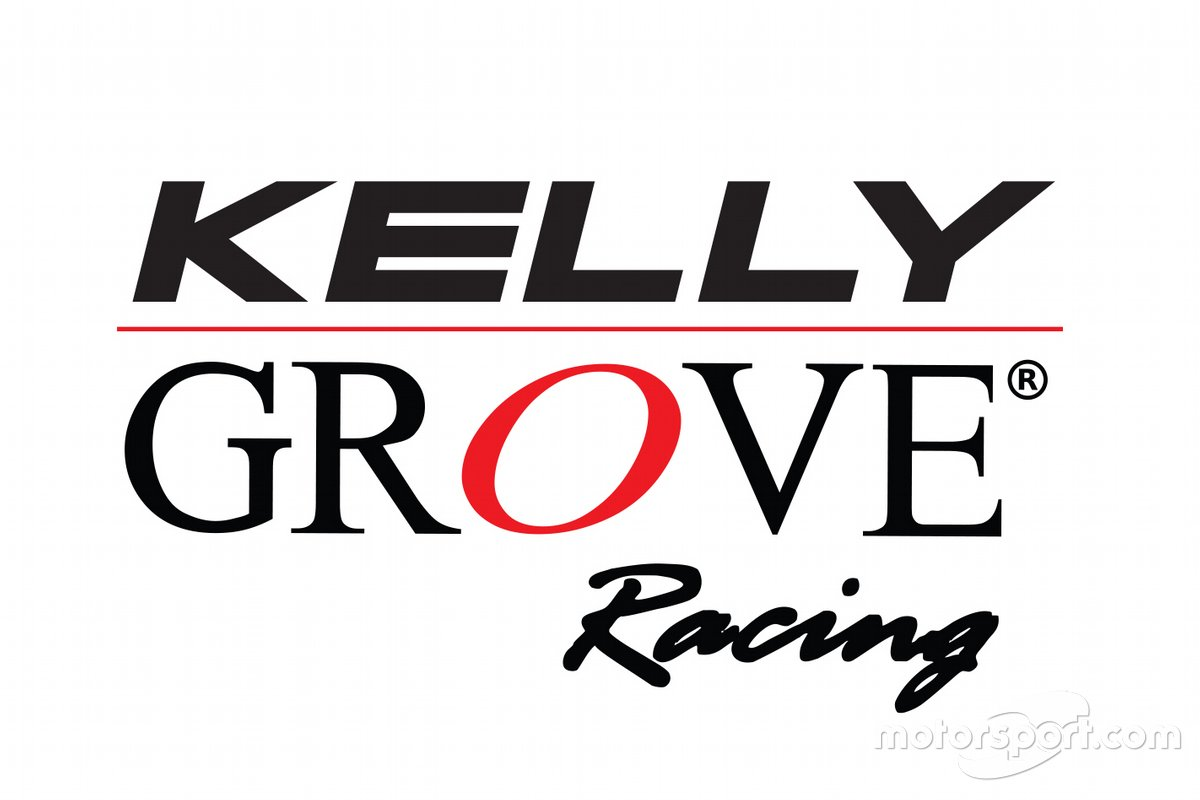 Kelly Grove Racing logo