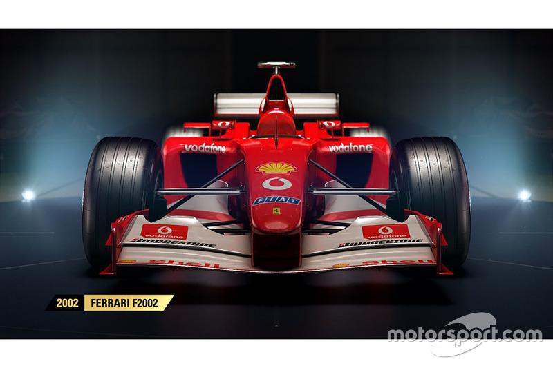 Ferrari F2002 (2002)