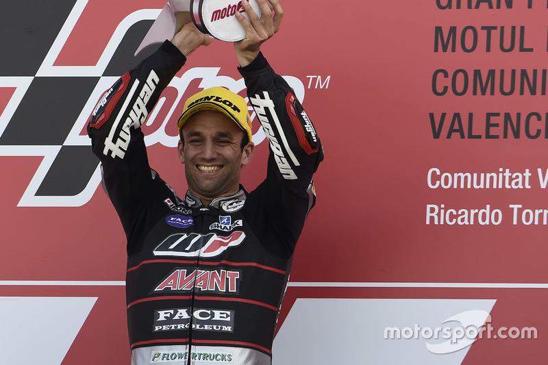 Moto2: Johann Zarco, Ajo Motorsport