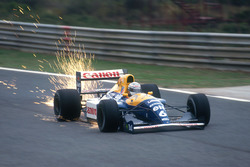 Funkenflug: Riccardo Patrese, Williams FW14