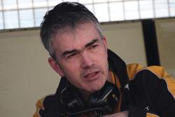 Nick Chester, Renault Sport F1 Team, Technikchef Chassis