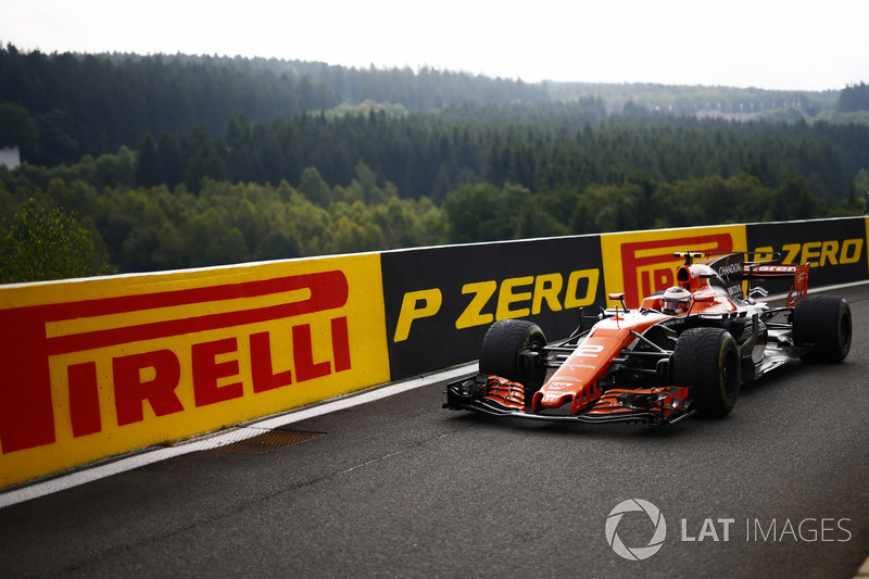 18. Стоффель Вандорн, McLaren — 1