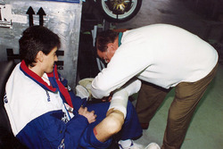 Mick Doohan, Honda and Dr. Claudio Costa
