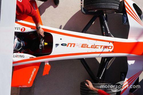 Anuncio Mahindra Racing
