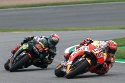 Marc Marquez, Repsol Honda Team, Jonas Folger, Monster Yamaha Tech 3
