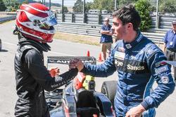 Pedro Piquet e Thomas Randle