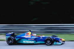 Jean Alesi, Sauber C18 Petronas