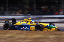 Michael Schumacher, Benetton B191