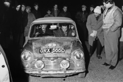 Timo Mäkinen, Paul Easter, Mini Cooper S
