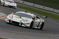 Lamborghini Huracan S.GTCup#101, Vincenzo Sospiri Racing: Liang-Ortiz