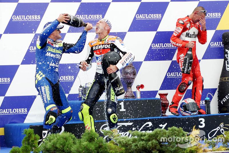 #28 MotoGP Rep. Ceko 2003