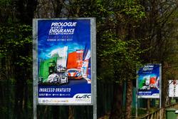 Les affiches du Prologue