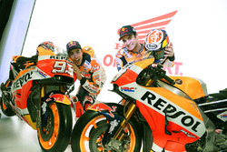 Марк Маркес, Дані Педроса, , Repsol Honda Team