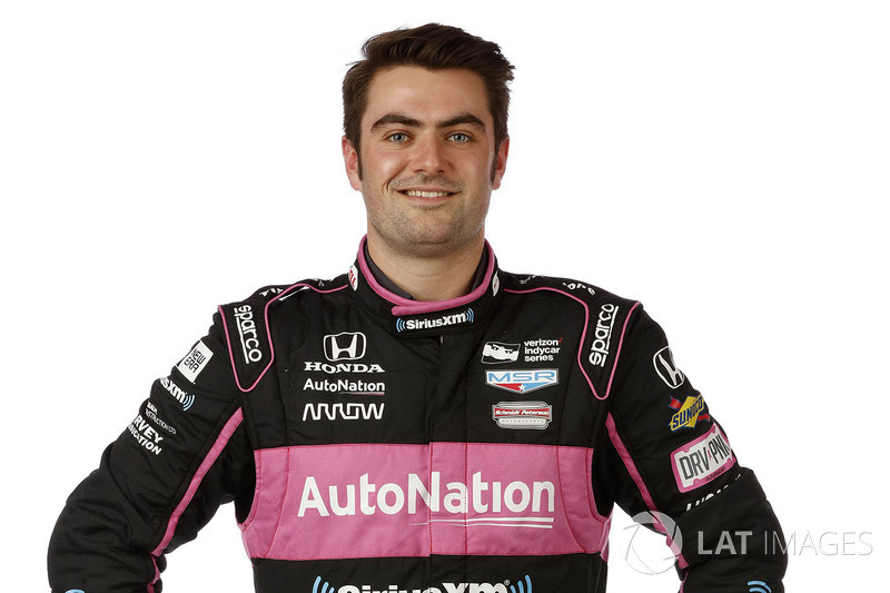 Jack Harvey, Michael Shank Racing Honda