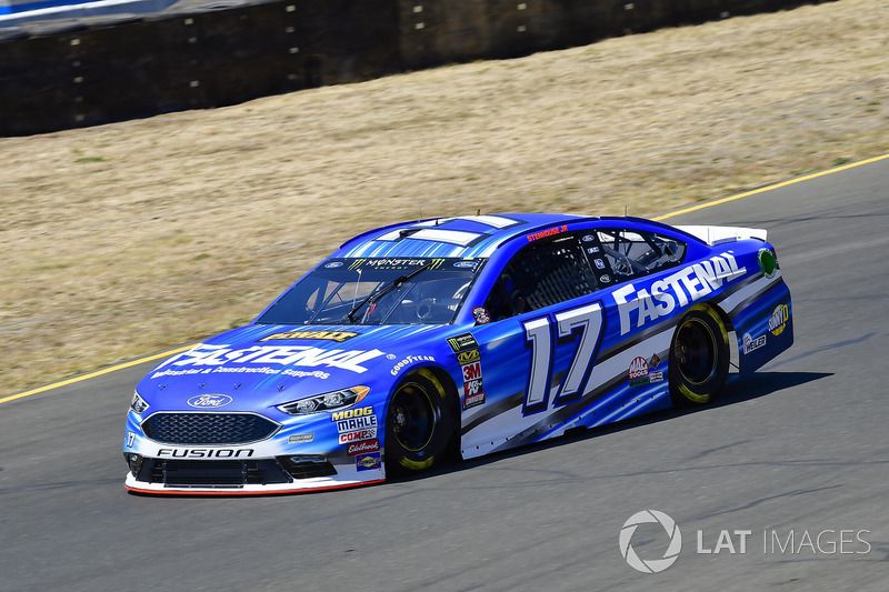 18. Ricky Stenhouse Jr., Roush Fenway Racing, Ford Fusion Fastenal