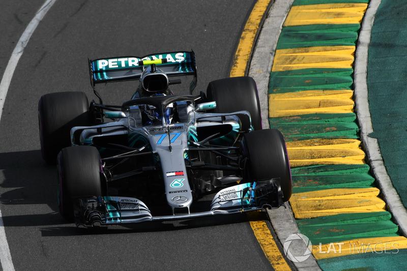 Valtteri Bottas, Mercedes-AMG F1 W09 EQ Power+