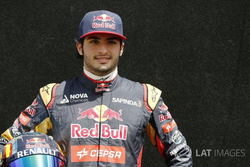 #9 Carlos Sainz Jr., Toro Rosso