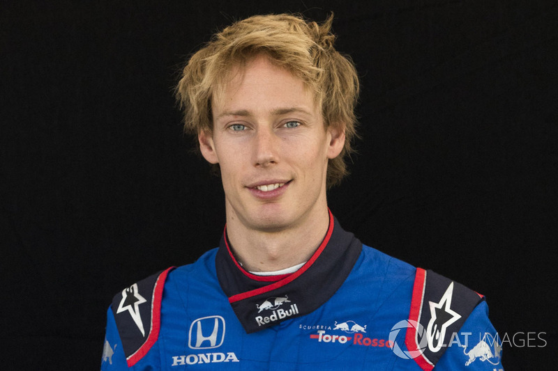 Брендон Хартли, Toro Rosso
