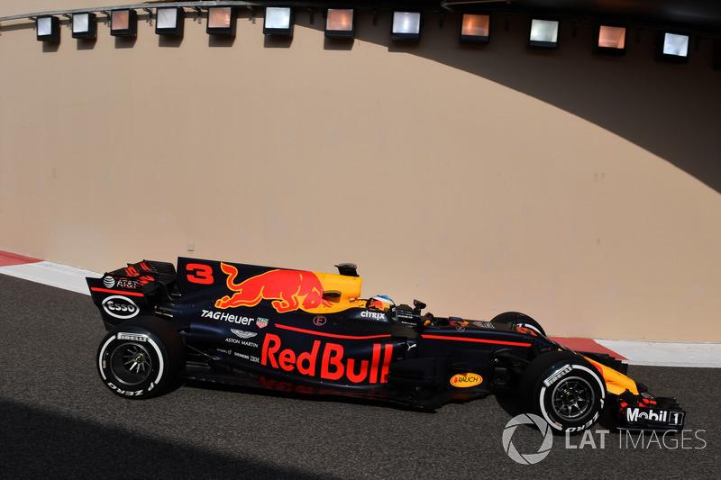 3. Daniel Ricciardo