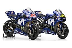 Motos de Valentino Rossi, Yamaha Factory Racing, Maverick Viñales, Yamaha Factory Racing