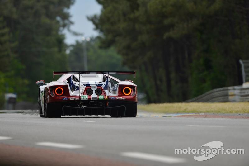 Sebastien Bourdais: #68 Ford Chip Ganassi Racing Ford GT