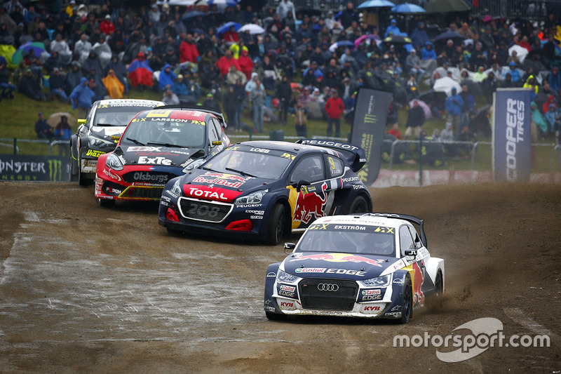 Маттиас Экстрём, Audi S1 EKS RX quattro, EKS Audi Sport
