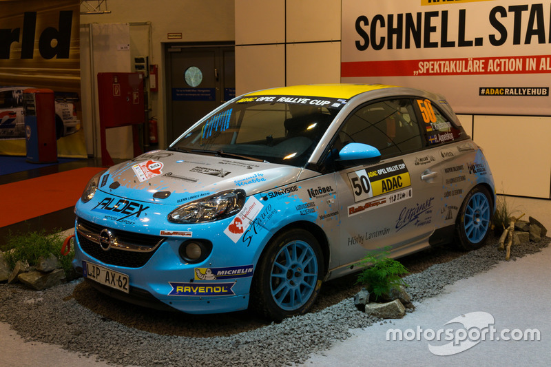 Opel Adam Rally Cupcar