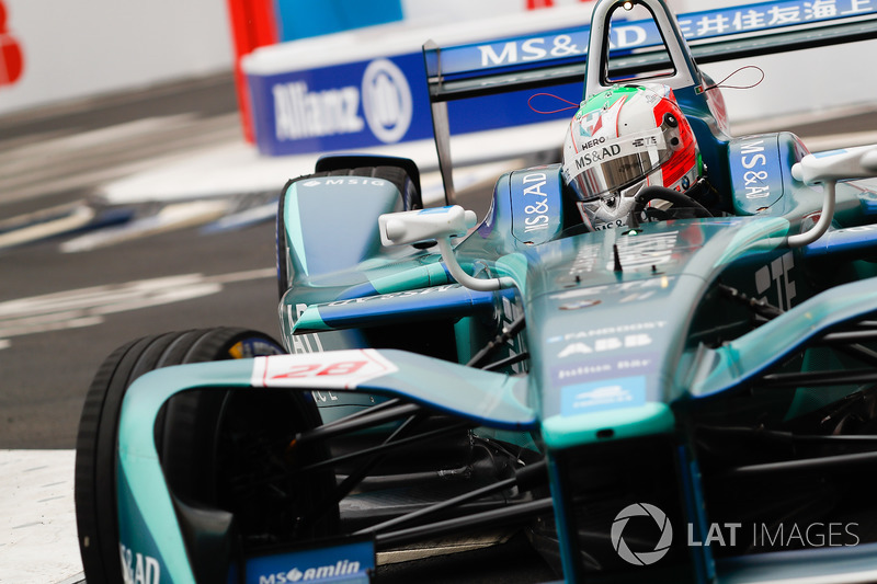 Antonio Felix da Costa, Andretti Formula E Team