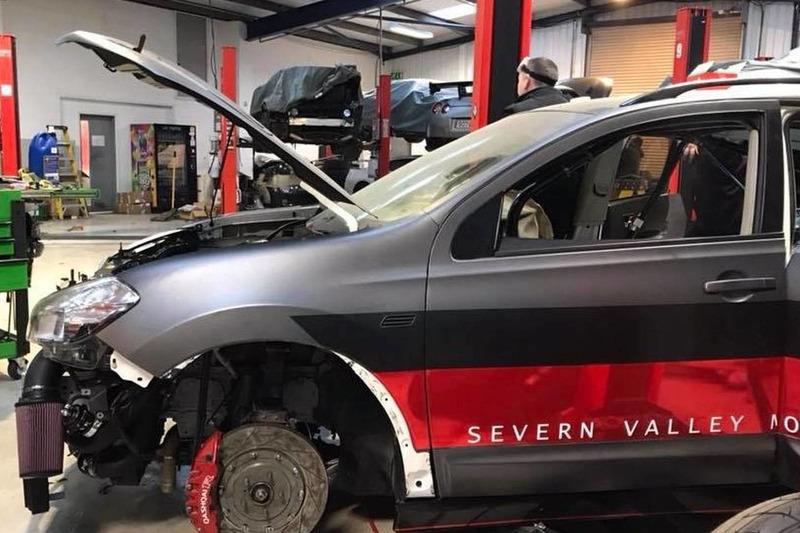 Autó Egy 2000 lóerős Nissan Qashqai lett a Koenigsegg Agera RS legyőzője