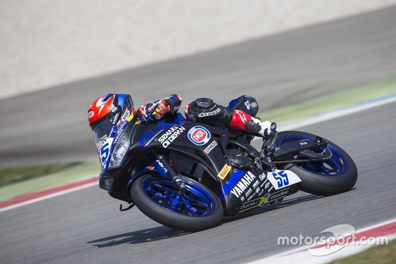 WorldSSP300: Galang Hendra, Yamaha MotoX Racing