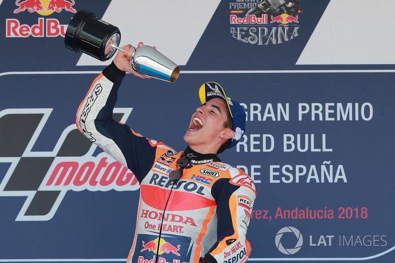 MotoGP Spanyol: Marc Marquez, Repsol Honda Team