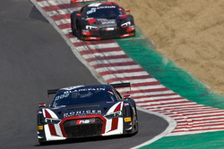 #66 Attempto Racing Audi R8 LMS: Steijn Schothorst, Kelvin van der Linde